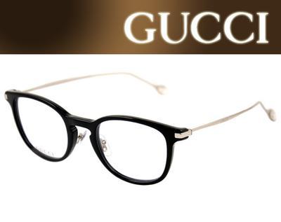 gucci时尚品牌眼镜架GG1073 7HF黑色