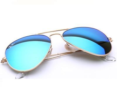 Rayban雷朋男女蛤蟆镜太阳眼镜RB3025 彩膜版